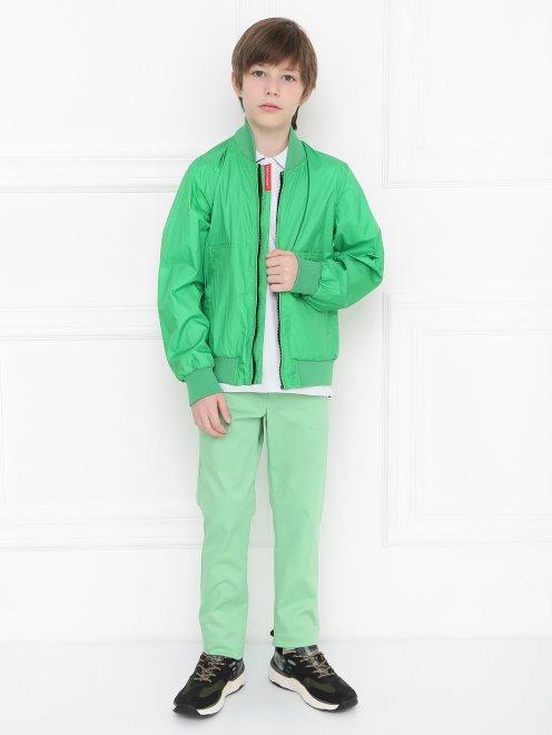 Куртка ветрозащитная с воротом-стойкой Freedomday - Общий вид