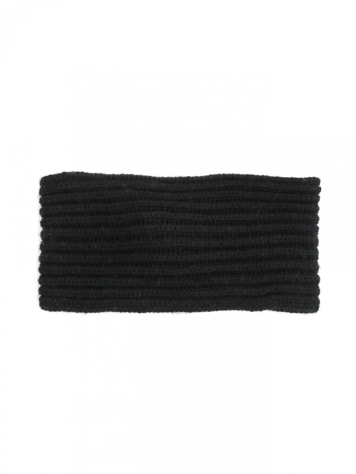 Повязка для волос из шерсти и кашемира Allude  –  Общий вид