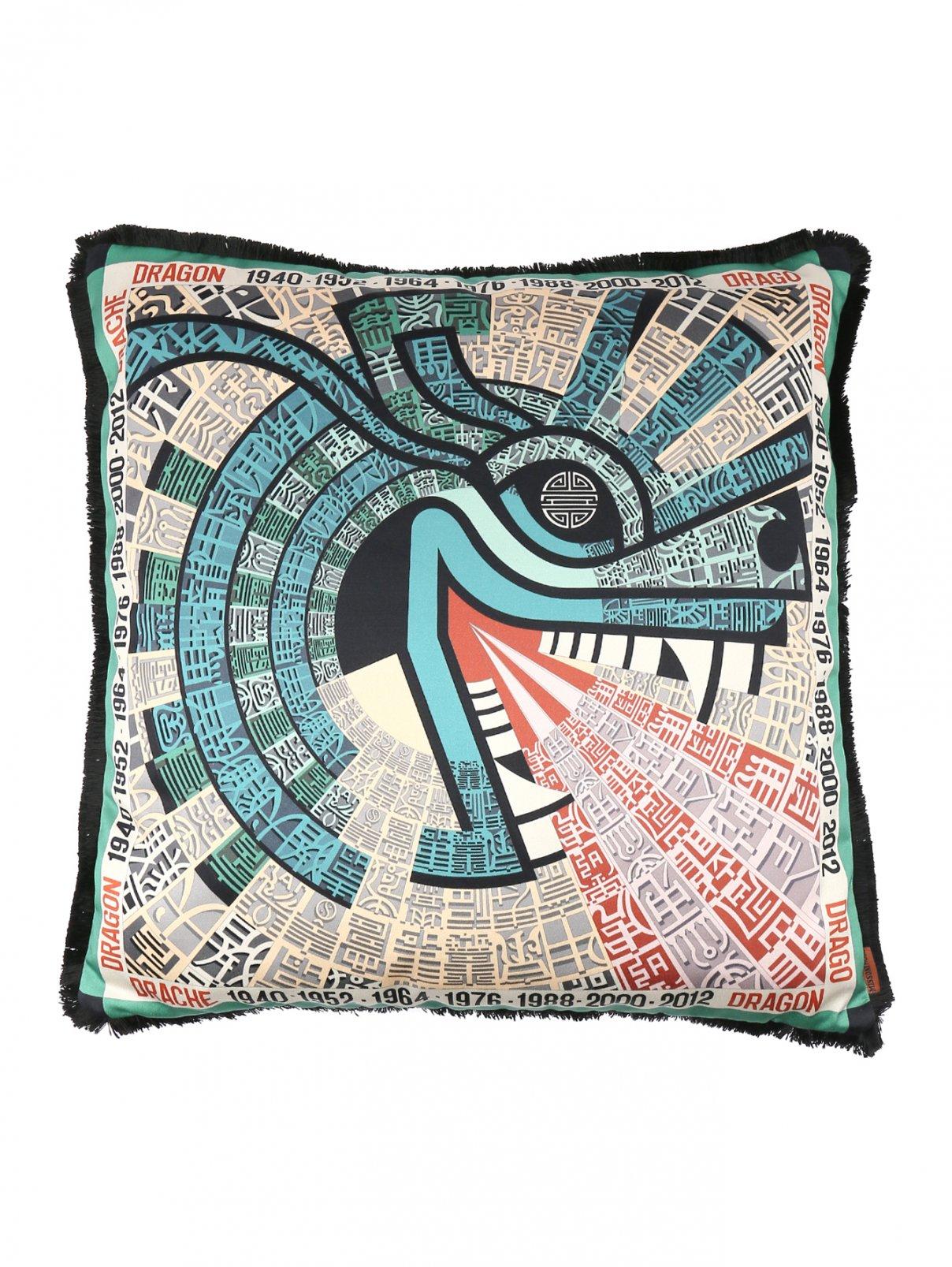 Подушка из хлопка с узором Missoni  –  Общий вид