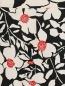 Брюки-кюлоты с цветочным узором Max Mara  –  Деталь