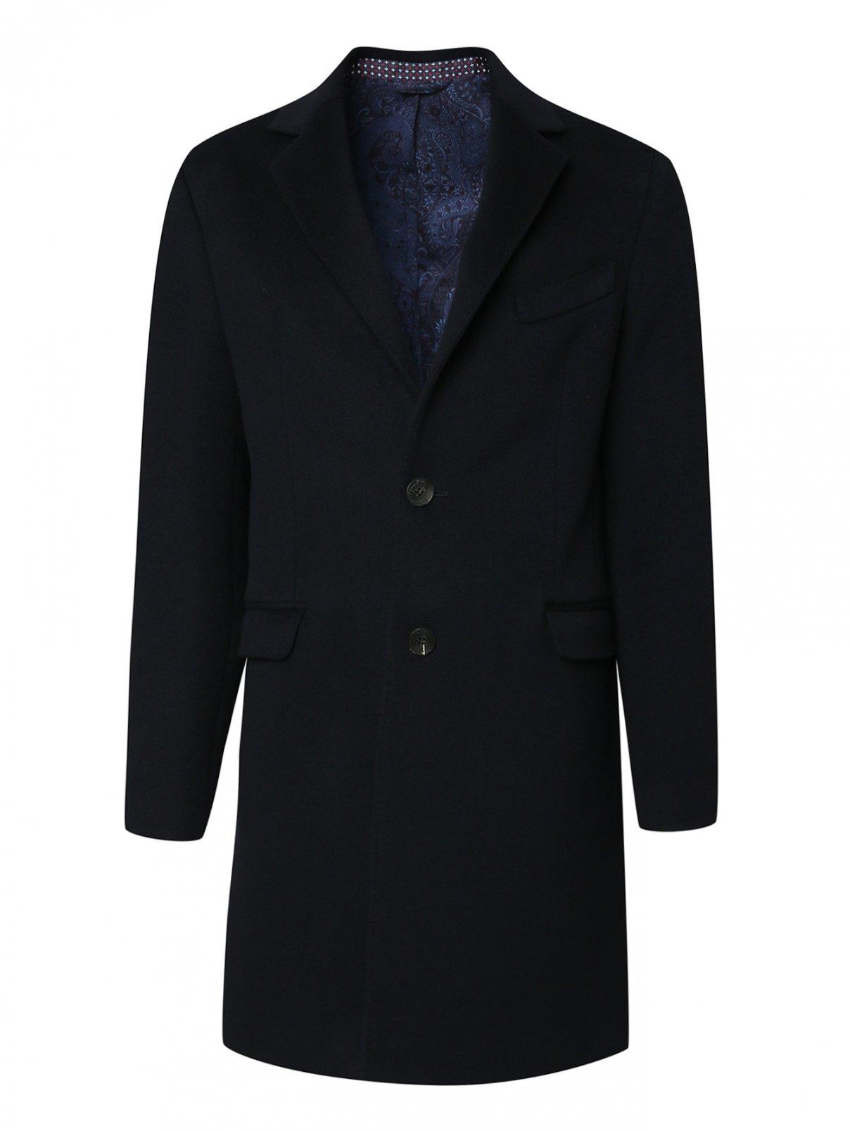 Пальтоиз шерсти и кашемира Etro  –  Общий вид