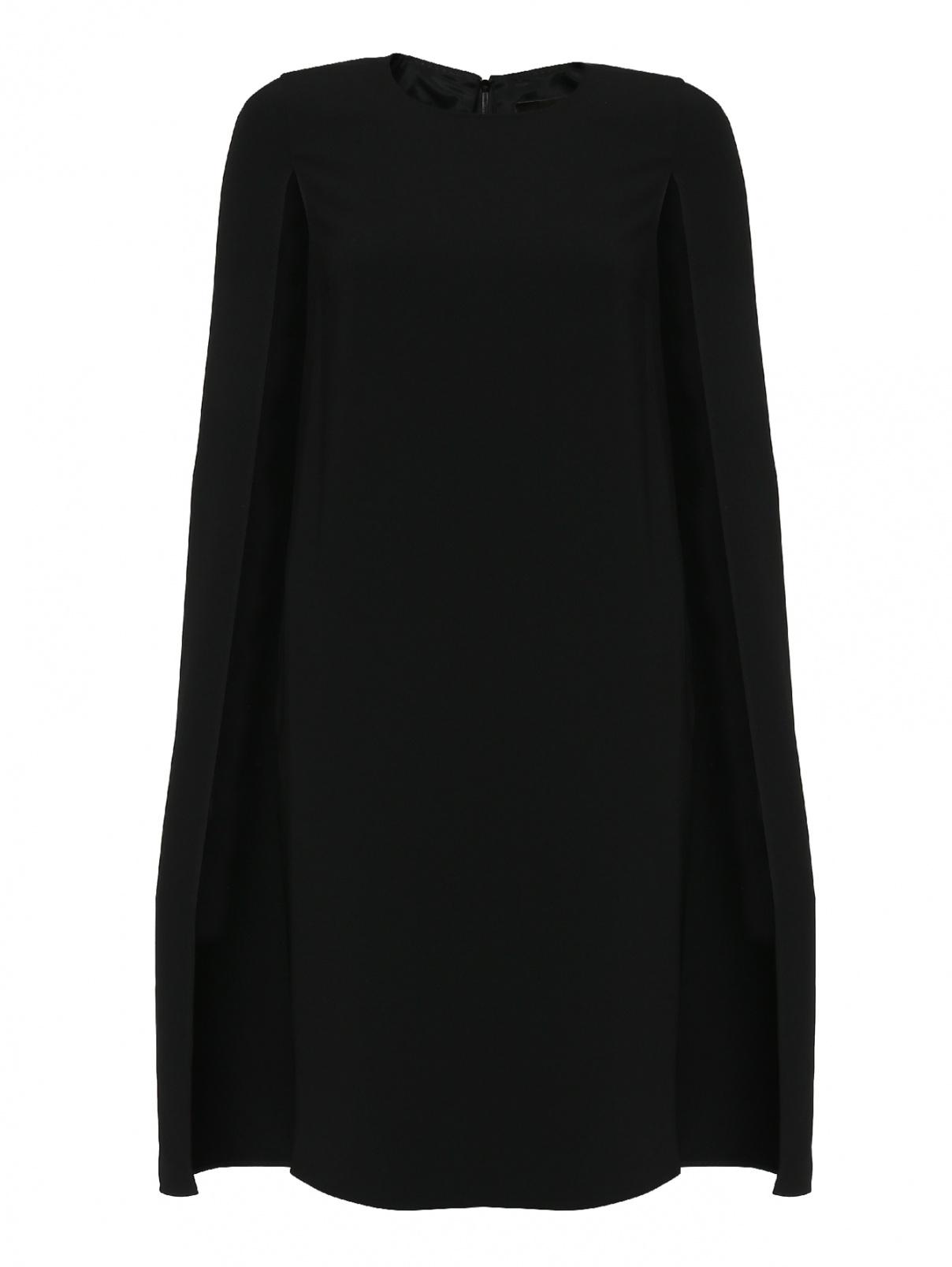 Платье-футляр с накидкой Max Mara  –  Общий вид