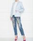 Жакет хлопковый с накладными карманами Paul&Joe  –  МодельОбщийВид
