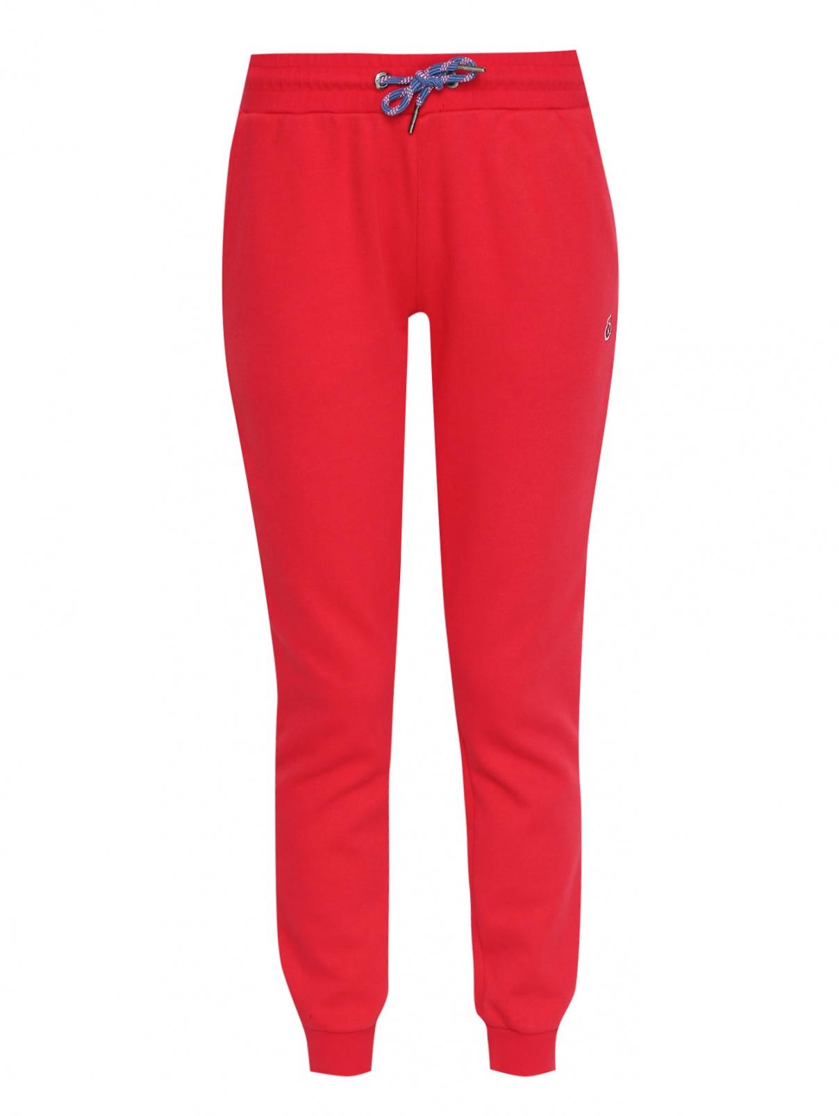 Спортивные брюки из хлопка на резинка Bosco Sport  –  Общий вид