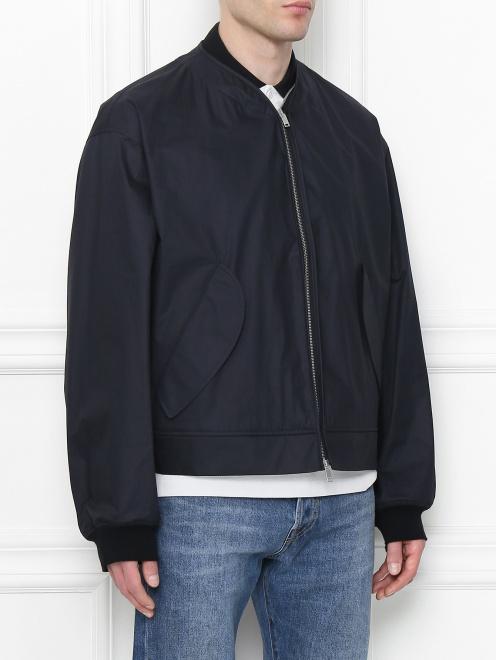 Куртка на молнии Jil Sander - МодельВерхНиз