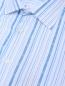 Рубашка из хлопка с принтом Etro  –  Деталь