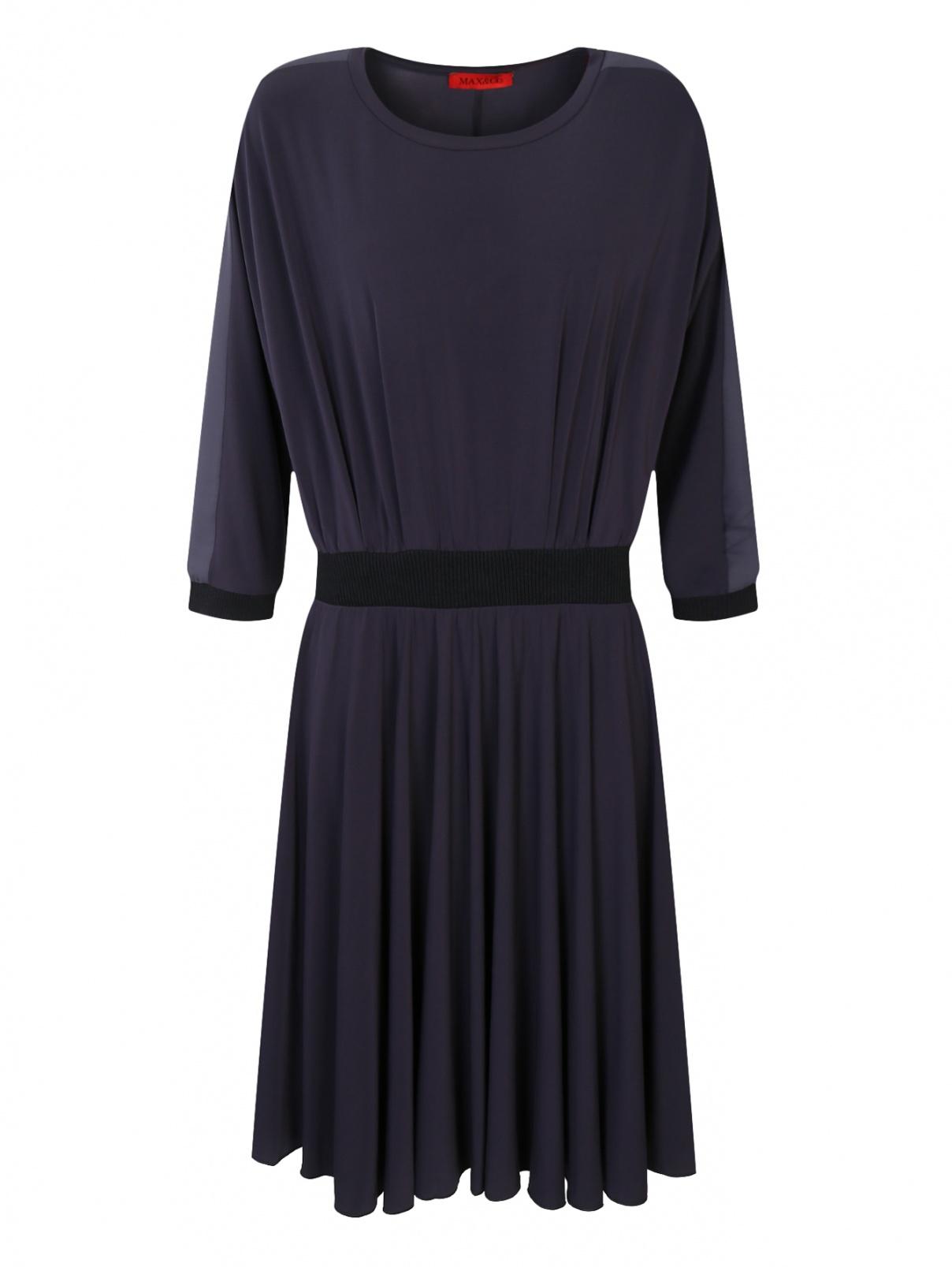 Трикотажное платье с рукавами 3/4 Max&Co  –  Общий вид