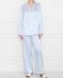 Пижама из шелка La Perla  –  МодельОбщийВид