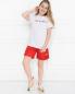 Хлопковая футболка с вышивкой Alberta Ferretti  –  МодельОбщийВид