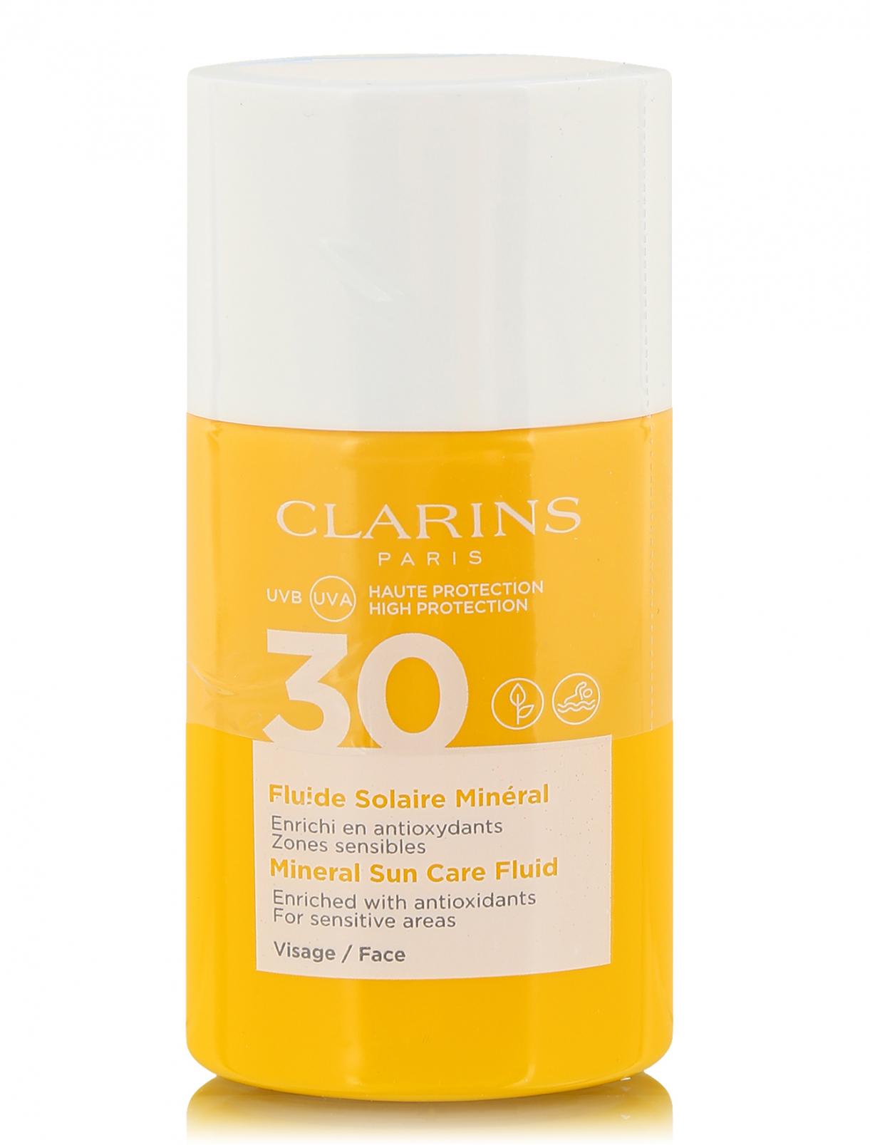 Cолнцезащитный флюид SPF 30 30 мл Sun Care Clarins  –  Общий вид