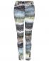 Узкие брюки из хлопка с боковыми карманами и узором Kenzo  –  Общий вид