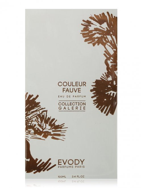 Парфюмерная вода 100мл Couleur Fauve Evody - Общий вид