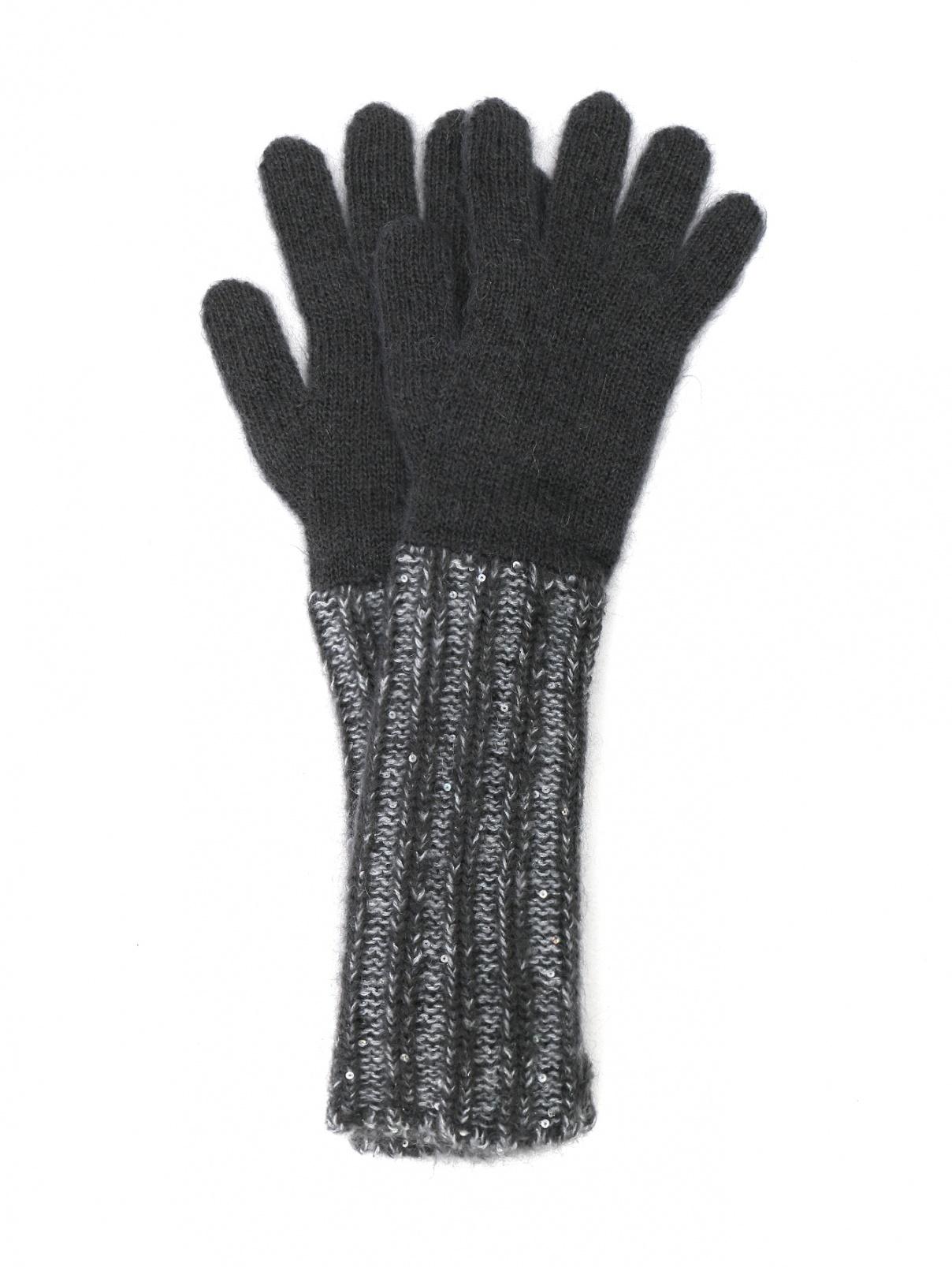 Перчатки удлиненные из шерсти Max Mara  –  Общий вид