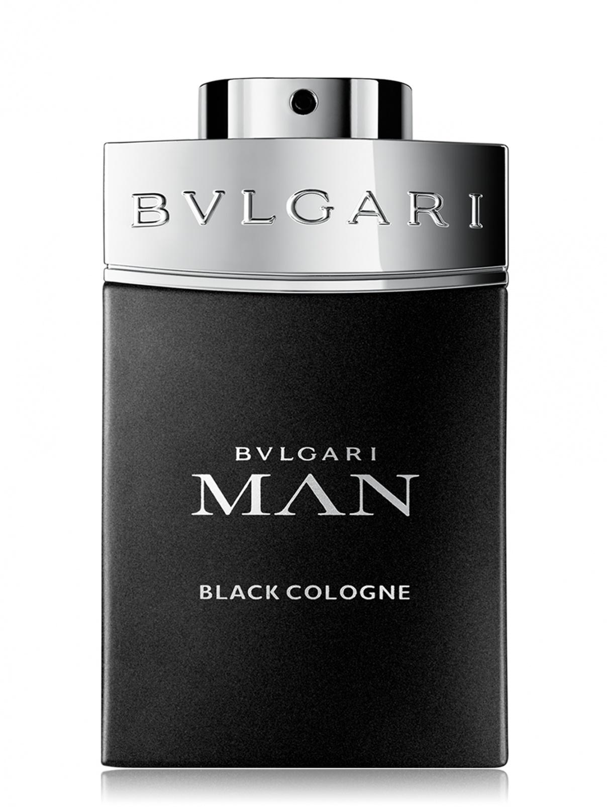 Туалетная вода - Man Black Cologne, 100ml BVLGARI  –  Общий вид