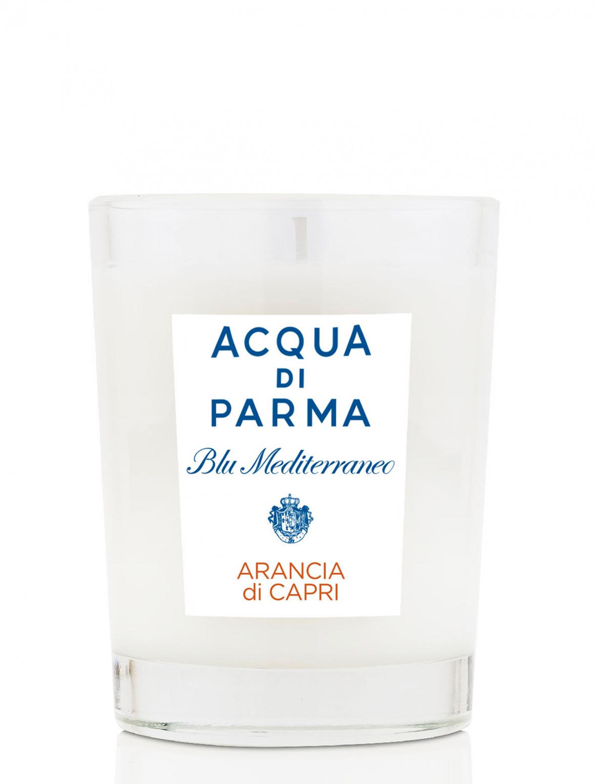 Свеча 200 г ARANCIA DI CAPRI Blu Mediterraneo Acqua di Parma  –  Общий вид