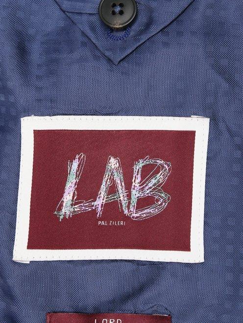 Пиджак из смешанной шерсти  - Деталь2