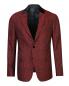 Пиджак однобортный из шерсти с узором Etro  –  Общий вид