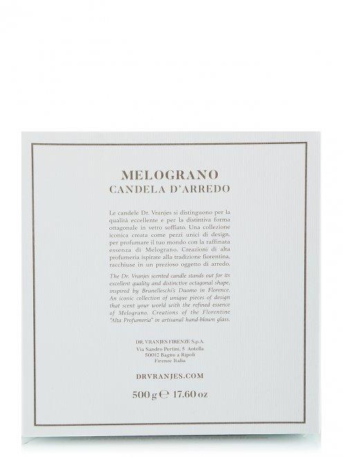 Свеча Melograno Red Tourmaline 500 г Home Fragrance Dr. Vranjes - Общий вид