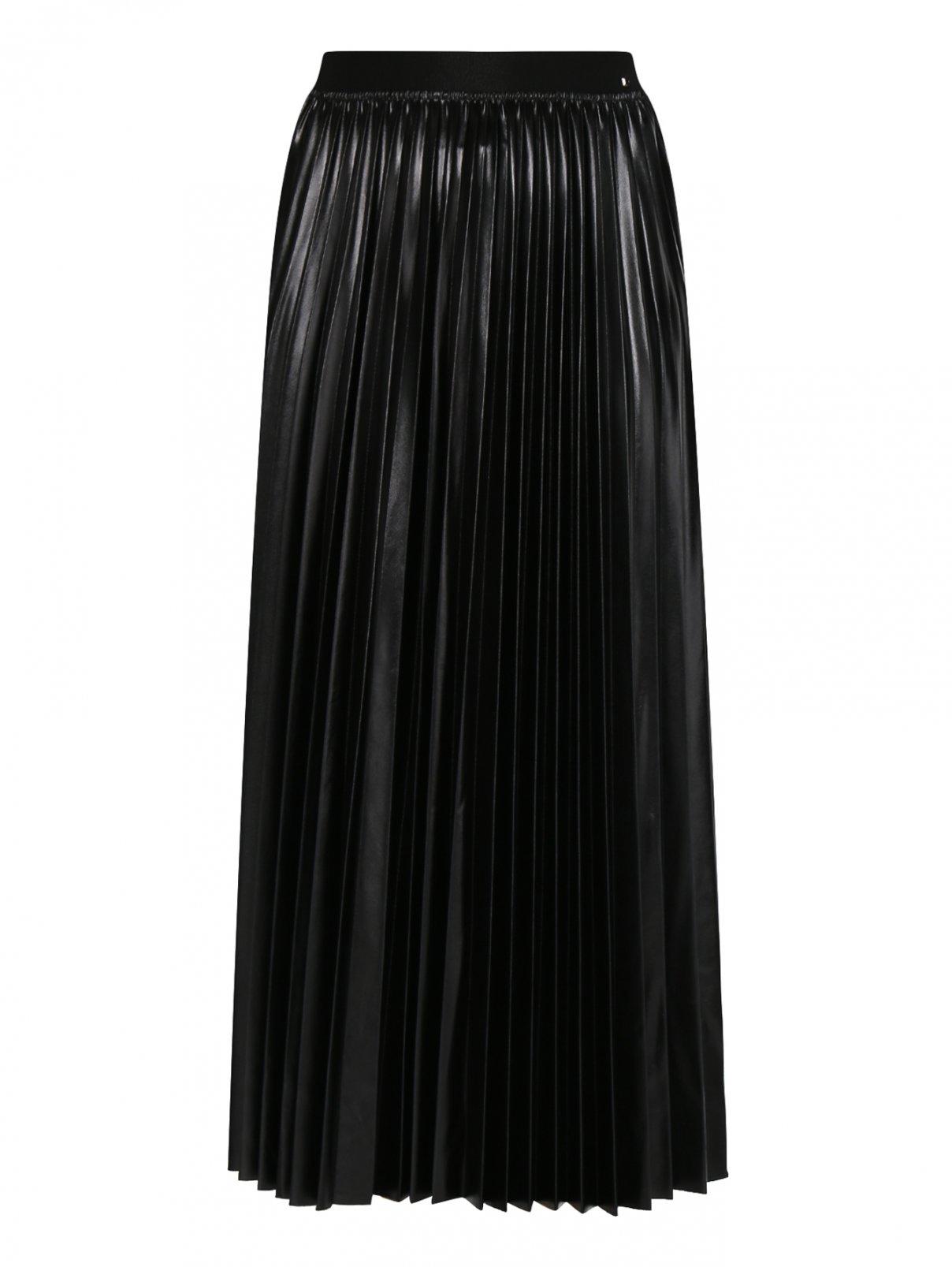 Плиссированная юбка-миди Marina Rinaldi  –  Общий вид