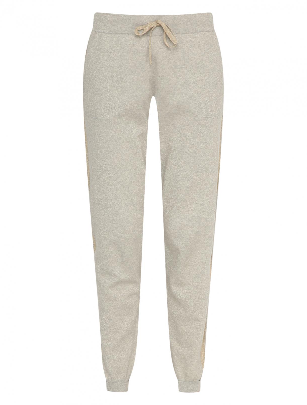 Спортивные брюки из хлопка на резинке DEHA  –  Общий вид