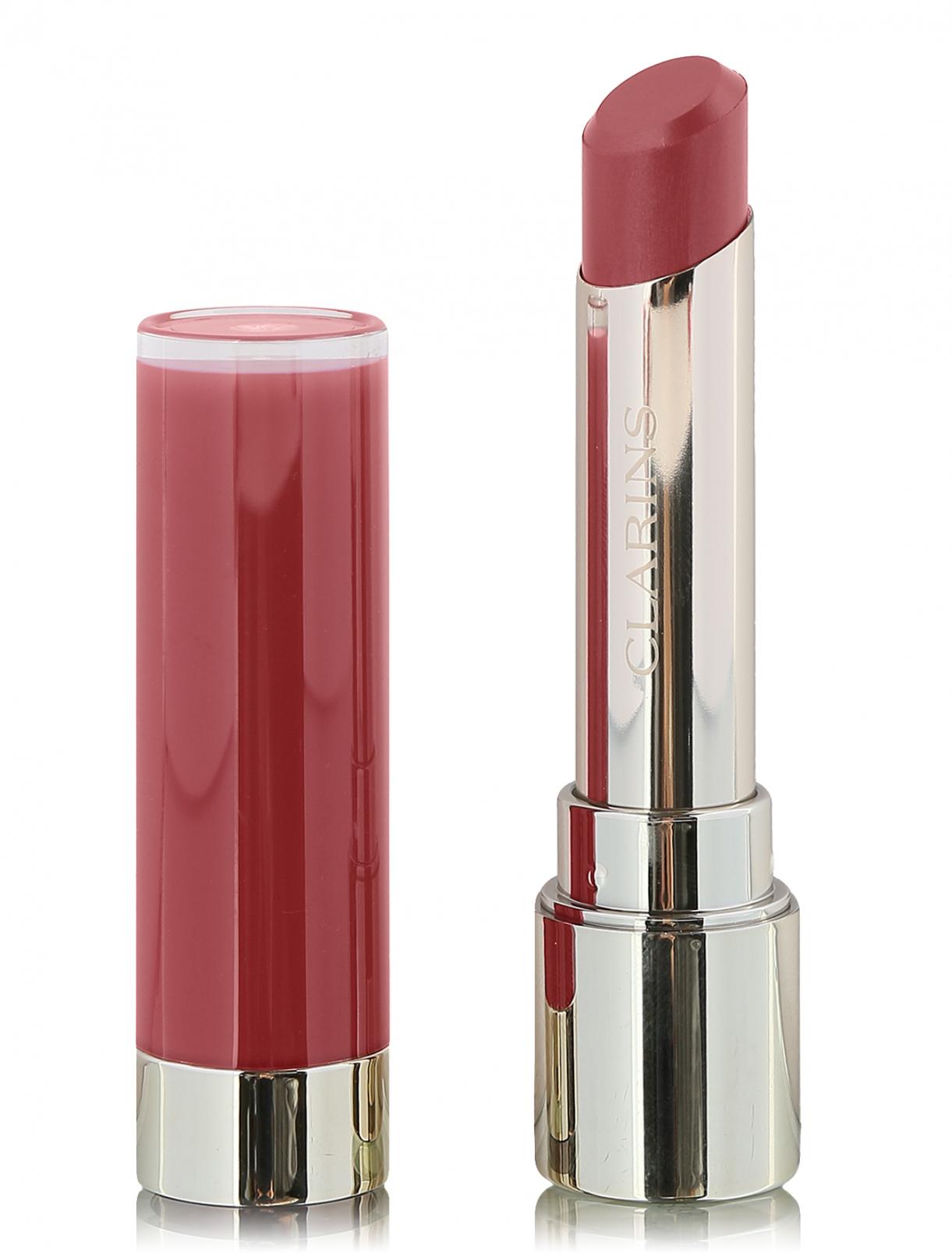 Лак для губ Joli Rouge Lacquer 757L Makeup Clarins  –  Общий вид