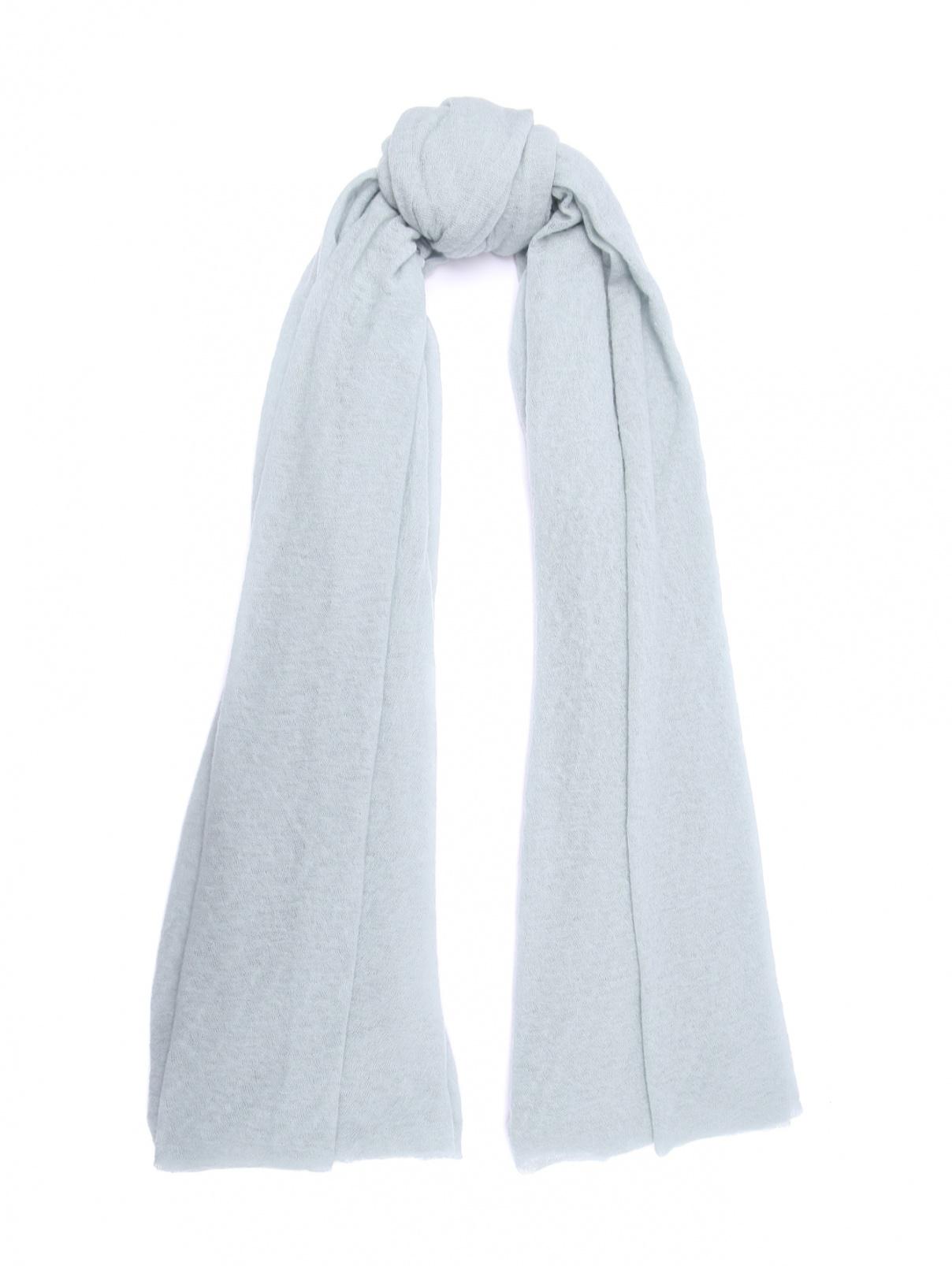 Однотонный шарф из кашемира Altea  –  Общий вид