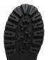 Ботинки утепленные из принтованной кожи Moschino  –  Обтравка4