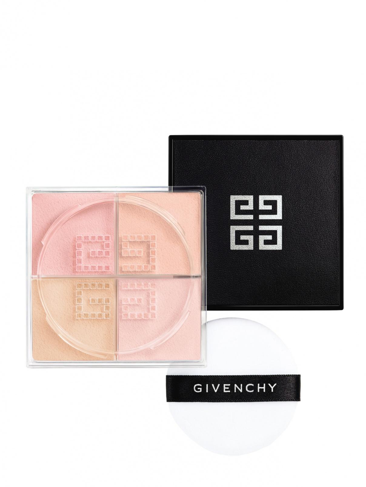 Рассыпчатая пудра Prisme Libre, 3 розовая вуаль, 12 г Givenchy  –  Общий вид