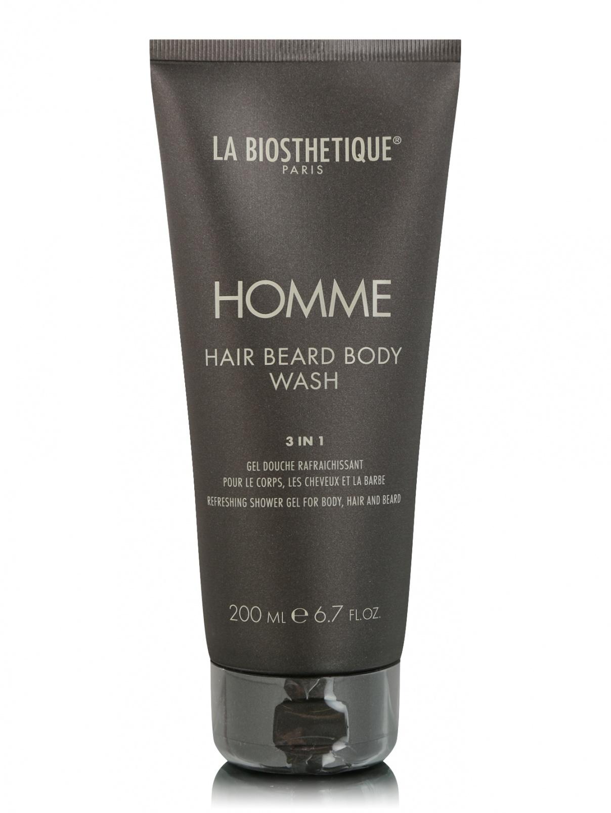 Гель для тела, волос и бороды 200 мл La Biosthetique  –  Общий вид