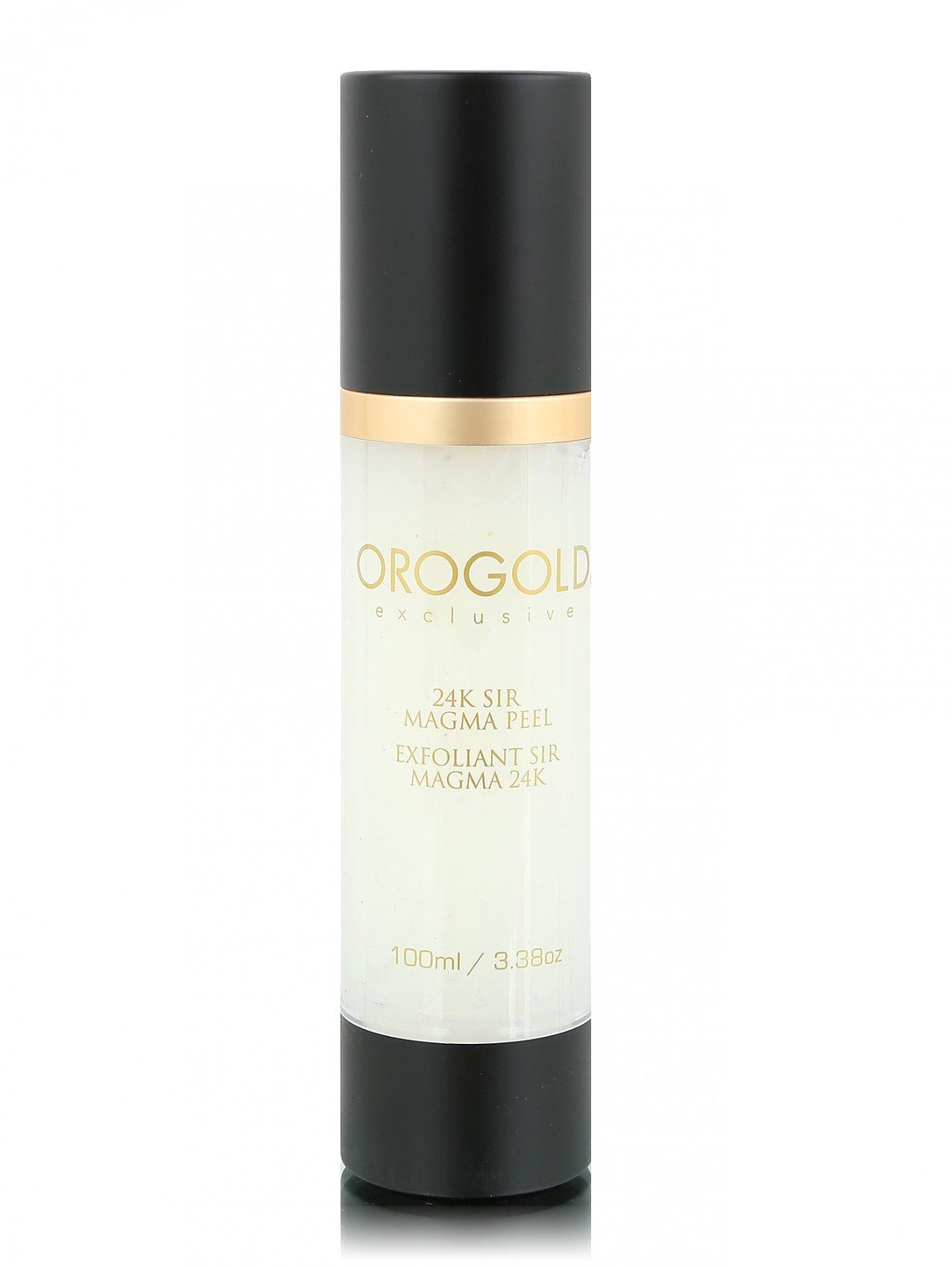 Мужской пилинг вулканический Face Care Oro Gold Cosmetics  –  Общий вид