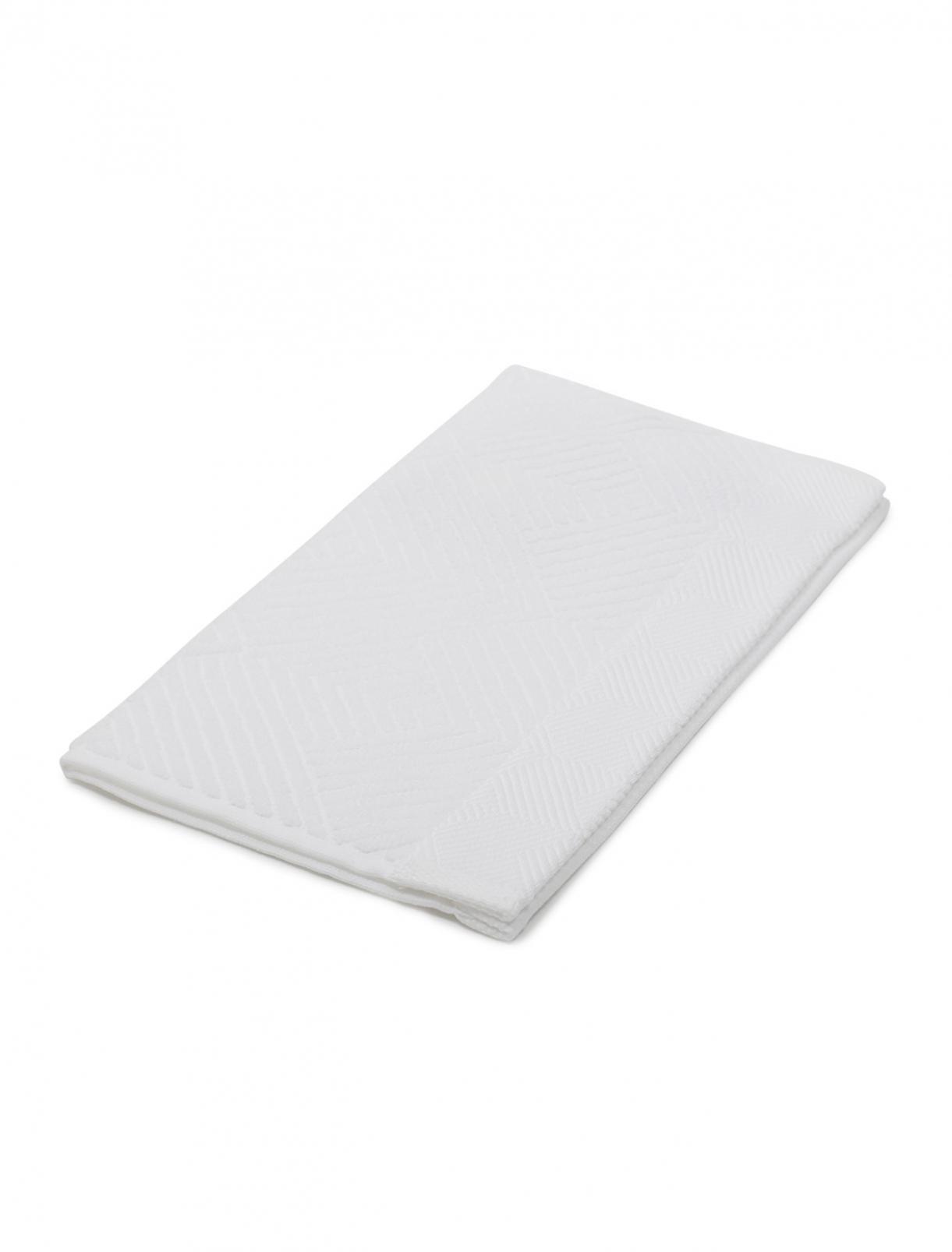 Салфетка для рук из хлопковой махровой ткани с фактурным орнаментом Frette  –  Общий вид