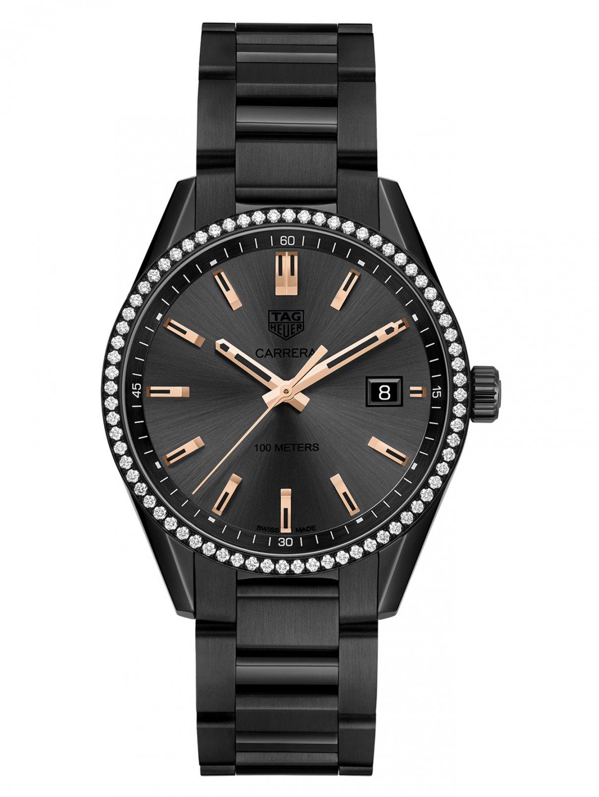 Часы WAR1115.BA0602 Carrera TAG Heuer  –  Общий вид